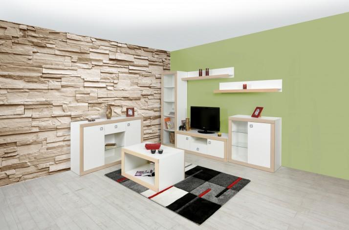 Dnevna soba Wood