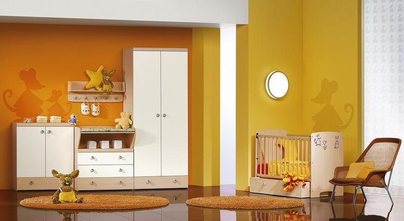 Otroška soba Planet 6