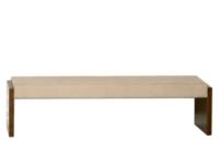 višina: 49 cm širina: 49 cm globina: 180 cm les: Ameriški oreh NARAVNI tekstil: 078