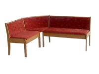 višina: 80 cm   leva stran: 138 cm  desna stran: 178 cm  les: Bukev NATUR  tekstil: 113