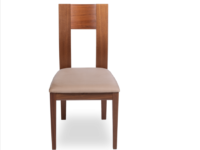 višina: 89 cm širina: 45 cm globina: 55 cm les: Ameriški oreh NARAVNI tekstil: 078
