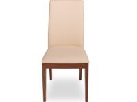 višina: 95 cm   širina: 47 cm  globina: 62 cm  les: Ameriški oreh NARAVNI  tekstil: vzorčeno blago