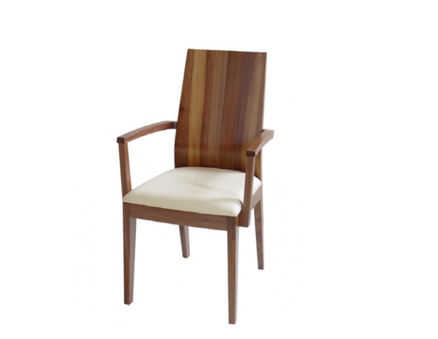 višina: 95 cm širina: 55 cm globina: 60 cm les: Ameriški oreh NARAVNI tekstil: vzorčeno blago