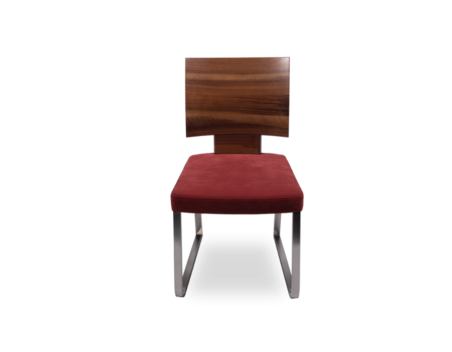 višina: 86 cm širina: 46 cm globina: 57 cm les: Ameriški oreh NARAVNI tekstil: vzorčeno blago