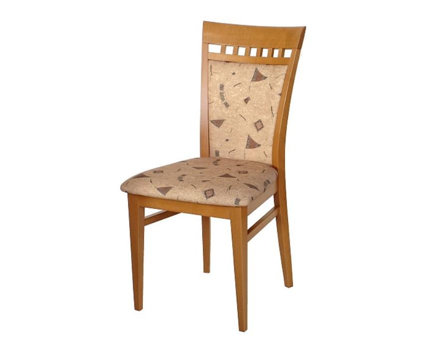 višina: 91 cm širina: 47 cm globina: 58 cm les: Bukev NATUR tekstil: vzorčeno blago