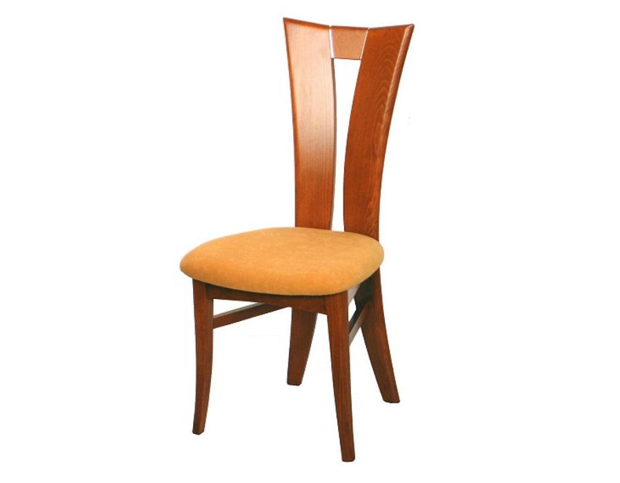 višina: 98 cm širina: 47 cm globina: 54 cm les: Bukev ČEŠNJA tekstil: vzorčeno blago