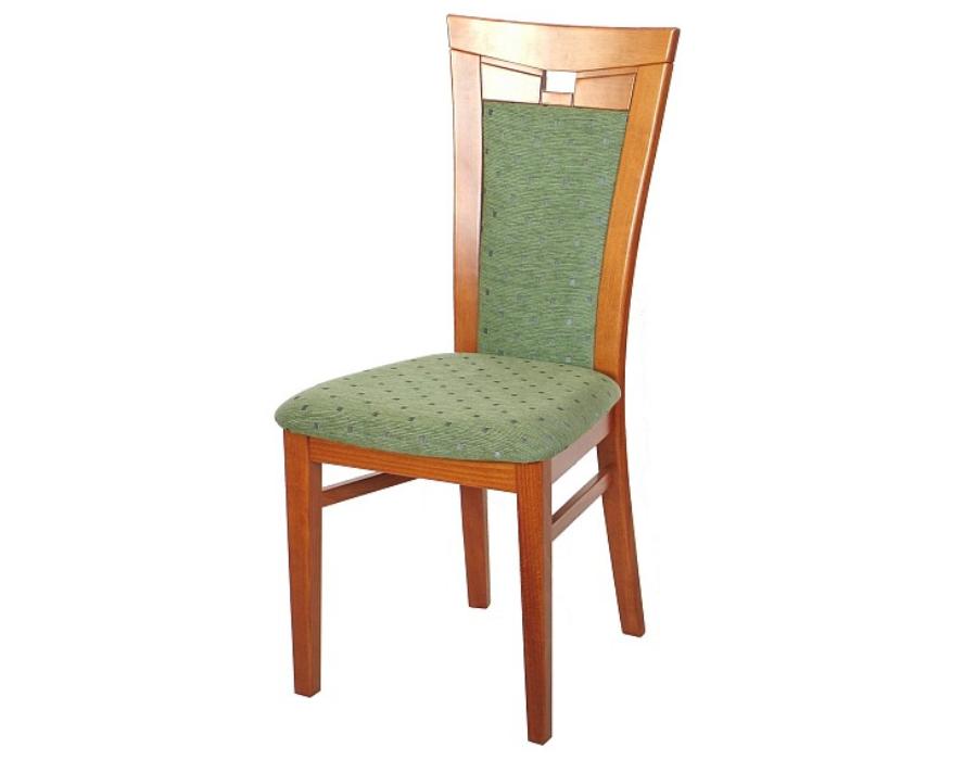 višina: 97 cm širina: 47 cm globina: 57 cm les: Bukev ČEŠNJA tekstil: vzorčno blago