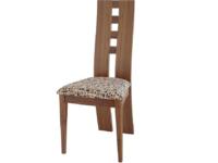 višina: 101 cm   širina: 47 cm  globina: 58 cm  les: Ameriški oreh NARAVNI  tekstil: vzorčno blago